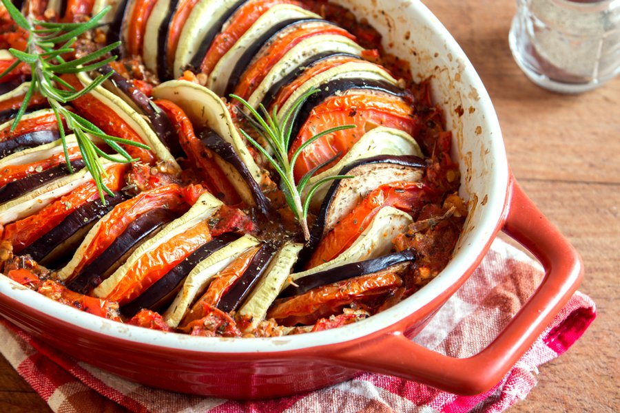 Ratatouille recipe courtesy of the food channel forumfinder Gallery