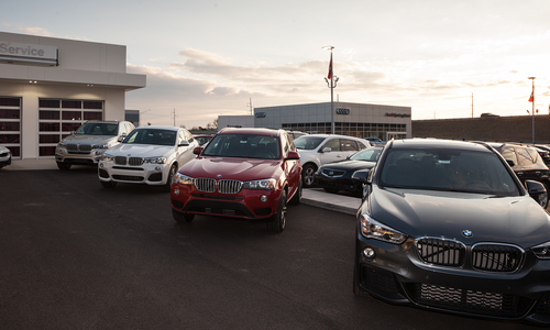 BMW of Springfield, MO