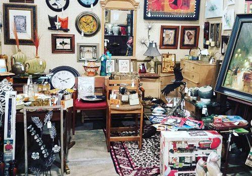 Relics Antique Shop