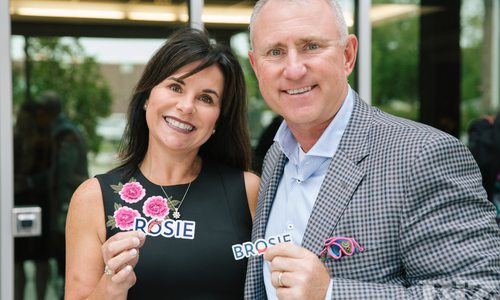 Rosie Makes Cents + Brosie Launch