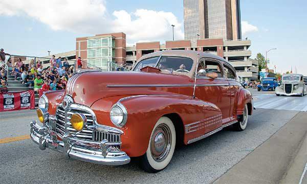 Route Festival Car Show - Route 66 car show