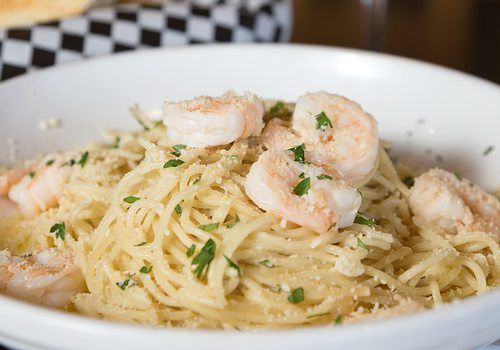 Salvatore's Shrimp Scampi