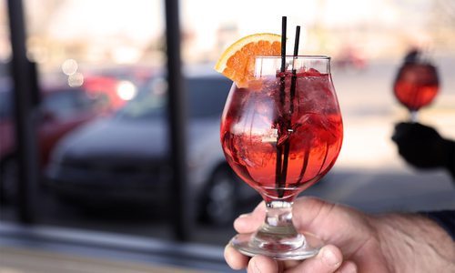 Find the Perfect Glass of Sangria at The Pitch