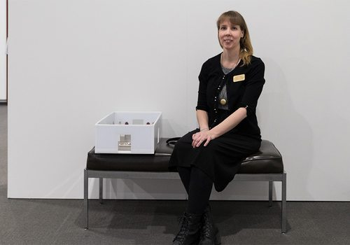 A Day in the Life of an Art Museum Curator