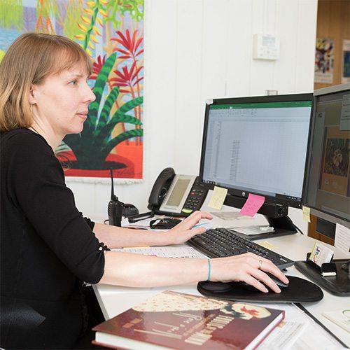 Sarah Buhr Springfield Art Museum Curator