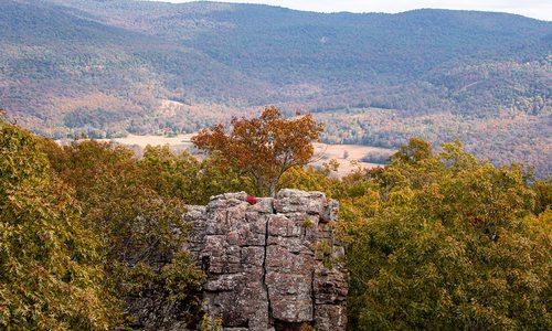 Four Spots to go Rock Climbing