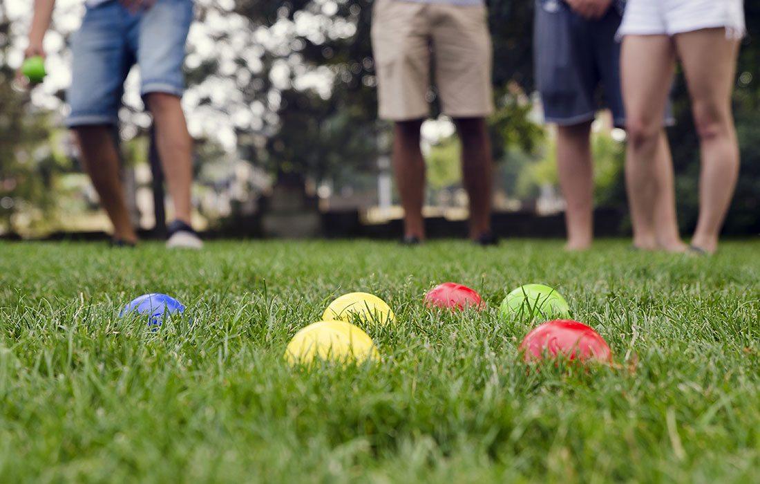 Backyard Games for Spring
