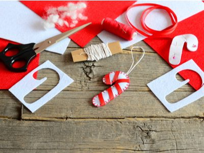 Holiday craft workshop in Springfield, MO