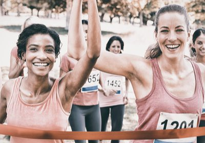 Breast cancer run in Koshkonong, MO
