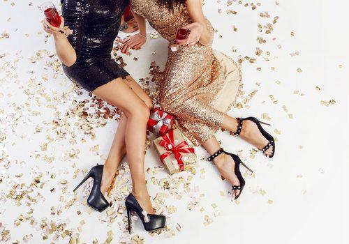 Wine, Women & Shoes