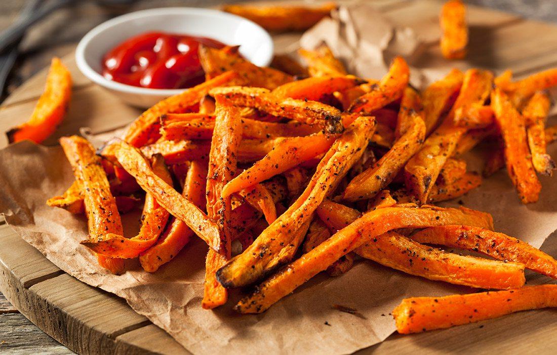 Shutterstock photo of fries