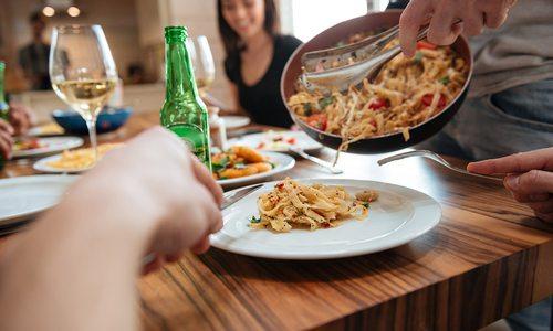 Italian Food Shutterstock Image