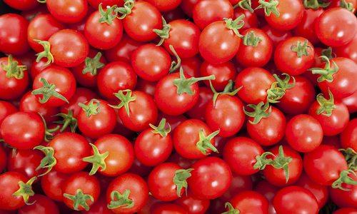 Shutterstock photo of cherry tomatoes