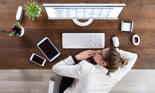 Are your Employees Burnt Out?