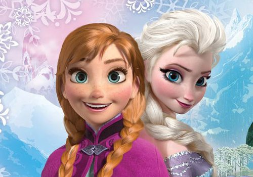 frozen event for kids and family in springfield, MO