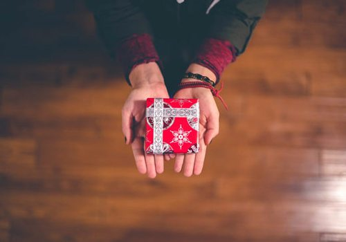 Small Holiday Gift
