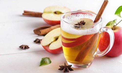 Apple Cider Hot Toddy