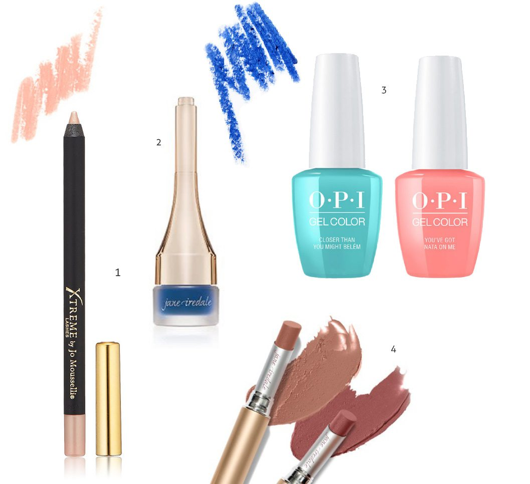 4 Spring Beauty Trends
