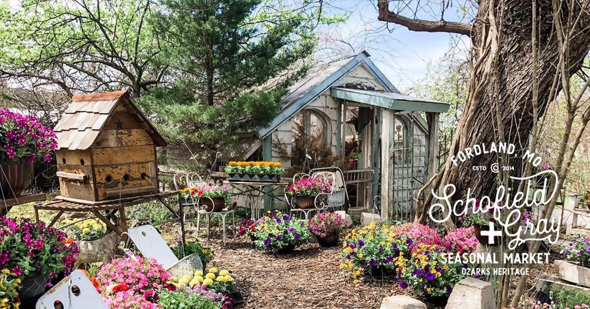 Spring festival in Fordland, MO