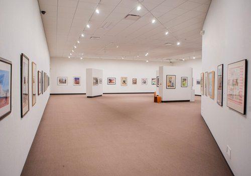 Springfield Art Museum Gallery