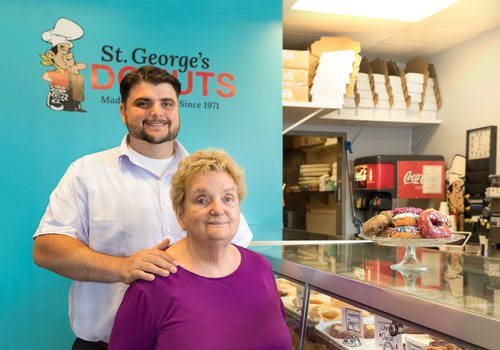 St. George's Donuts Springfield MO