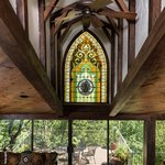 Slider Thumbnail: Rivercliff Estate Stained Glass