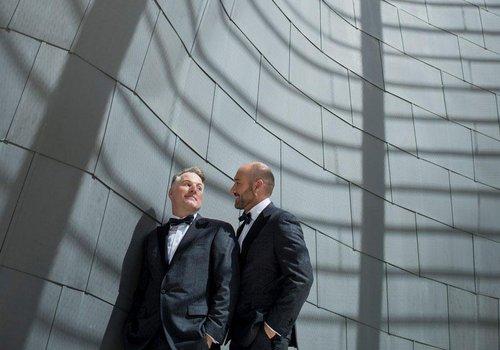 Dr. Geoff Stanczyk & Tony Hawn's Wedding