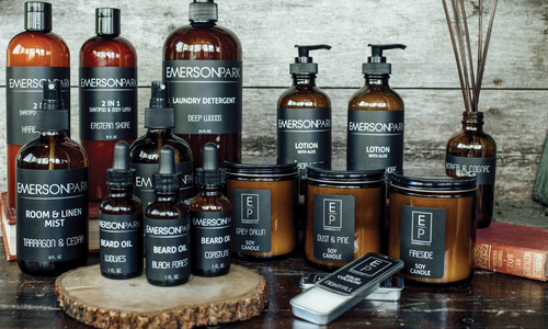 Emerson Park Changes Men's Grooming Game