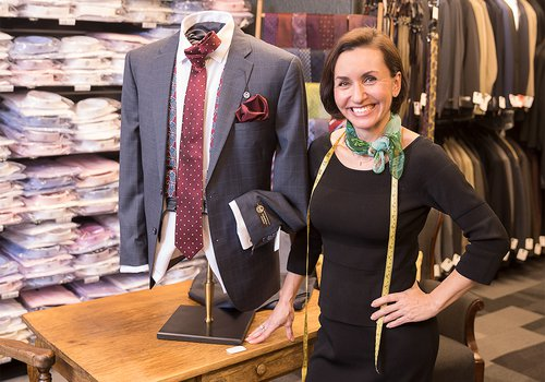 Dressing for the Decades at John's Suit Shop