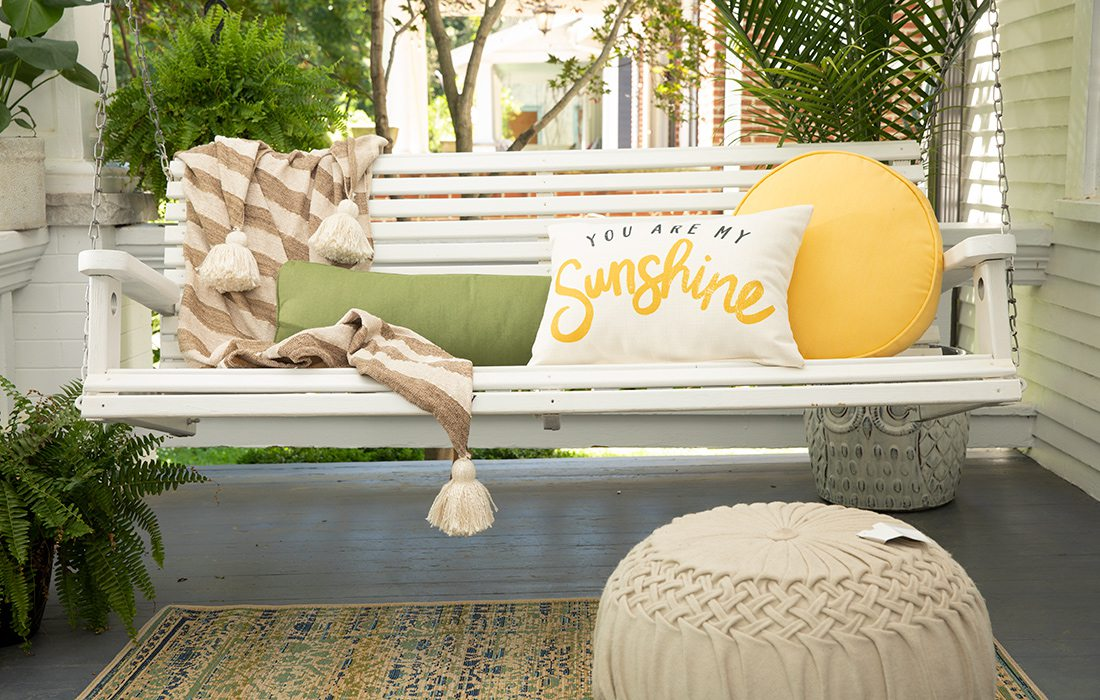 Style your perfect porch with local items in Springfield, MO
