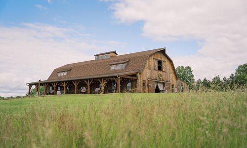 Sycamore Creek barn