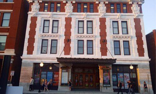 Theatre courtesy Springfield Little Theatre
