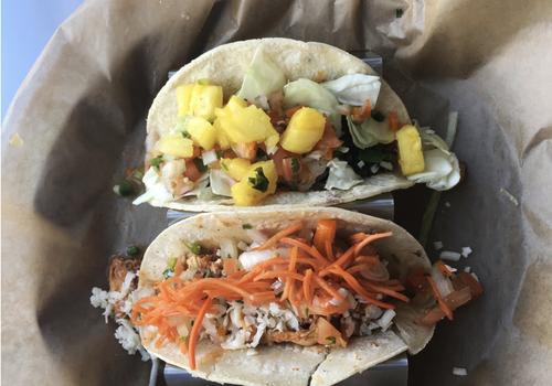 Take Your Tastebuds to Tinga Tacos