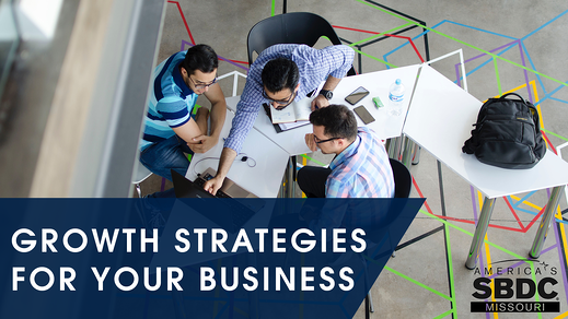 Growing business workshop in Springfield, MO