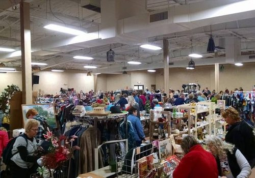Large garage sale in Springfield, MO