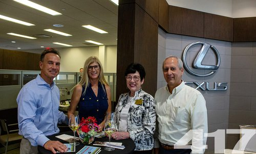 See pictures from the Springfield Symphony VIP Event