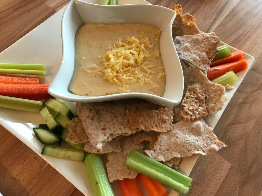 Van Gogh's Eeterie Cheese Dip