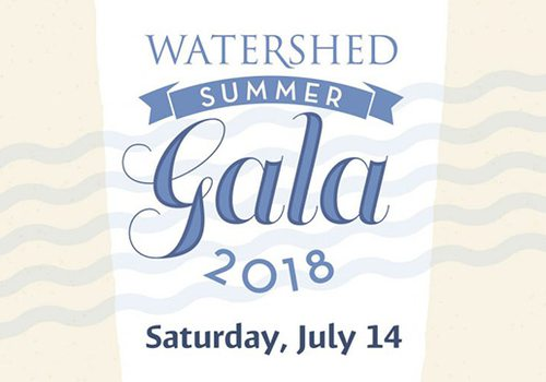 Watershed Summer Gala