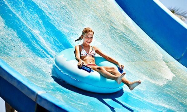 White Water water slide Branson MO