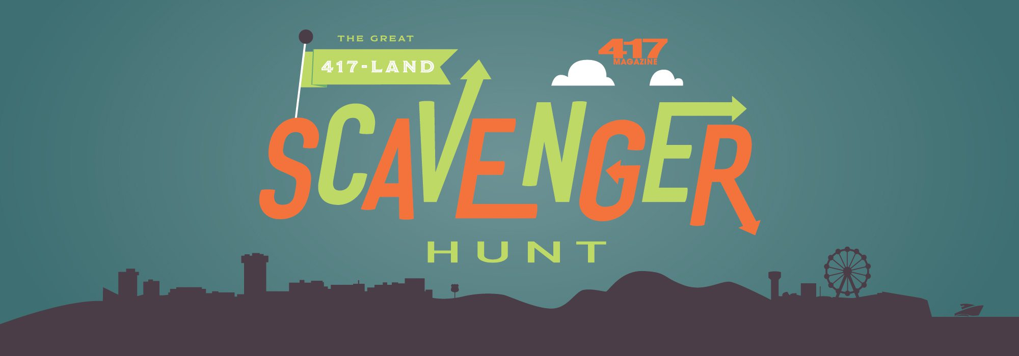 The Great 417-Land Scavenger Hunt