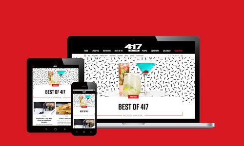 Meet the NEW 417mag.com