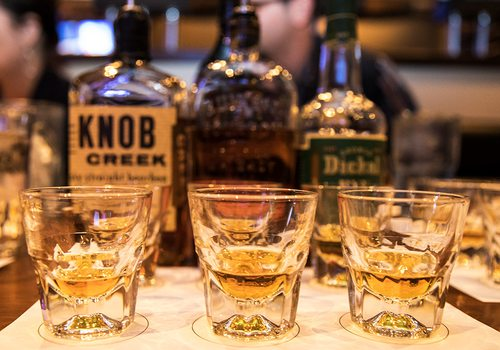 whiskey's at big whiskey's in Springfield MO