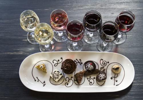 Wine, Money, & Chocolate