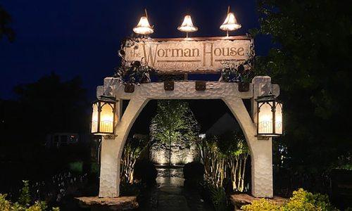 Worman House at Big Cedar Lodge
