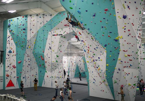 ZCC Lady Crushers: Ladies Climbing Class