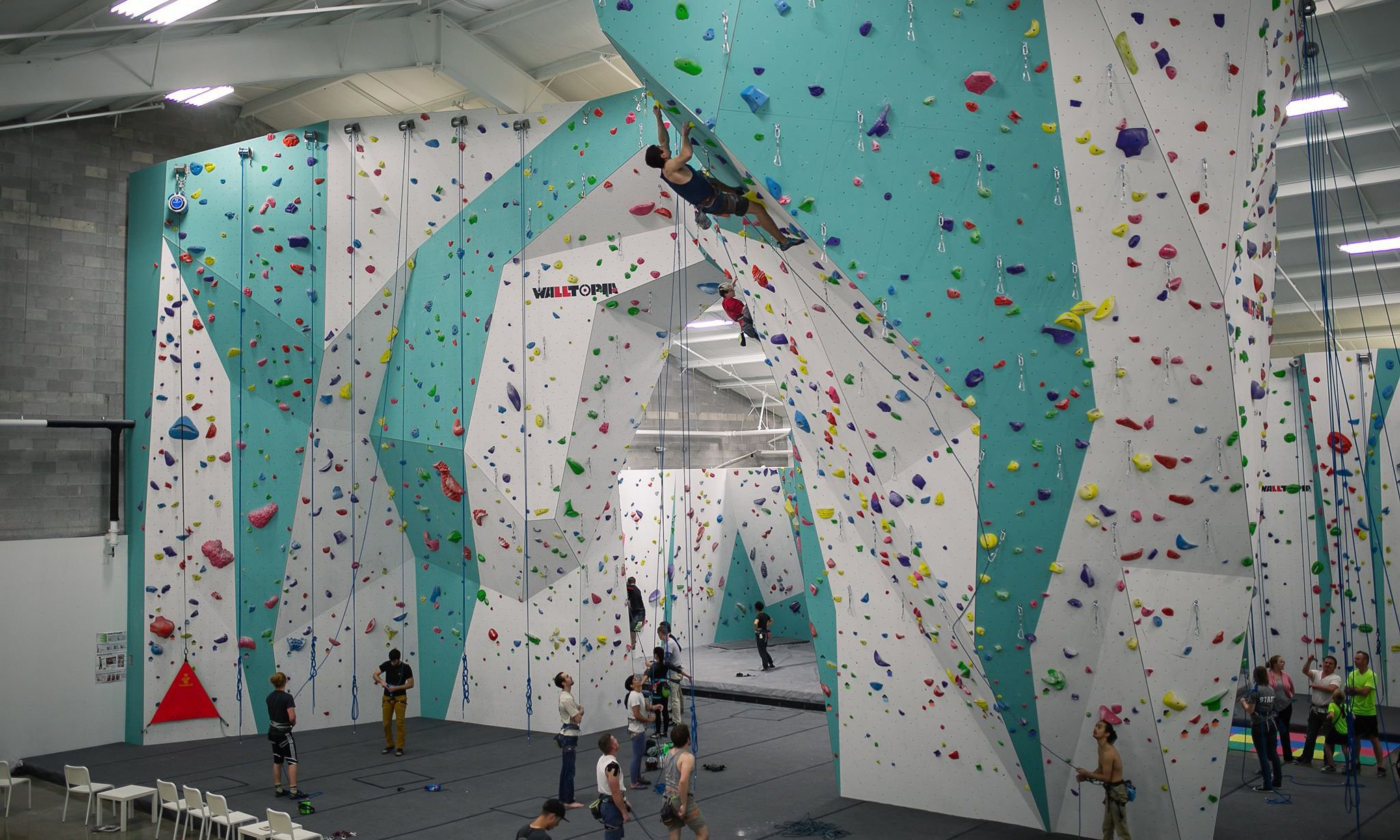 Zenith Climbing Center, Springfield, MO