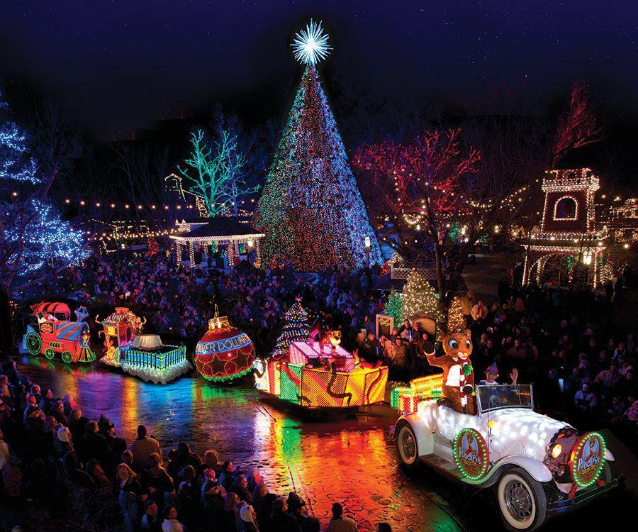 2021 Christmas Lights Springfield Mo 5 Best Christmas Light Road Trips