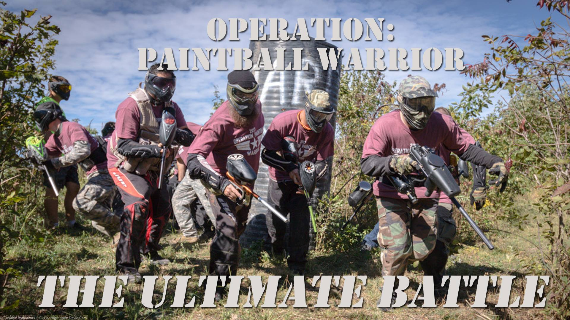 12th Annual Operation Paintball Warrior