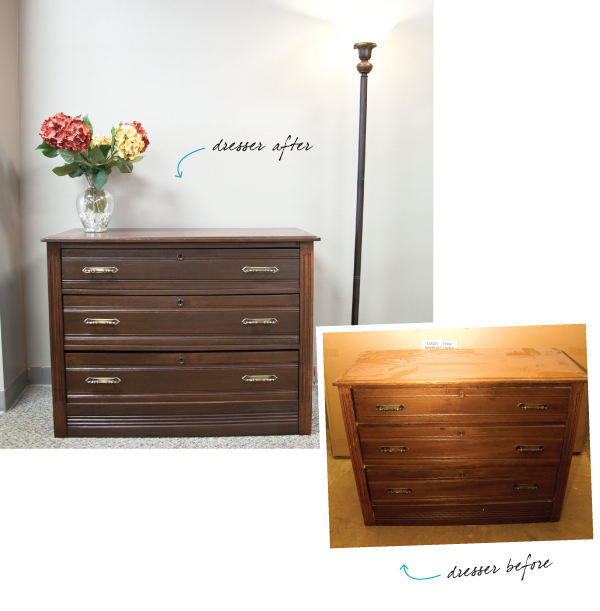 The Easiest Way To Transform Plain Wood Furniture Into A Show Stopper Is To  Customize It With A Stain Or Paint. Wood You (642 E. Battlefield, ...